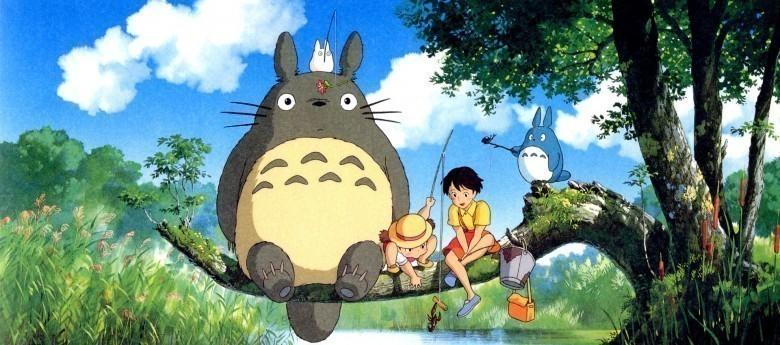 Komşum Totoro (Tonari no Totoro) - 1988 Film İncelemesi | Efsane Kareler