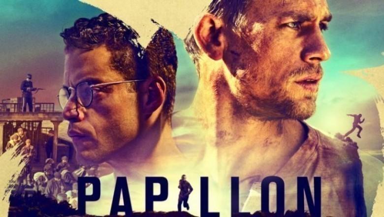 Papillon Film 2019