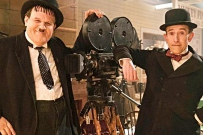 Laurel ile Hardy (Stan & Ollie) - 2019 Film İncelemesi
