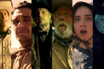 The Ballad of Buster Scruggs - 2018 Film İncelemesi