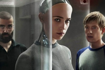 Ex Machina - 2014 Film İncelemesi